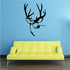 Turning Head Stag Decal