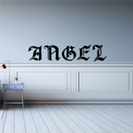 Angel Old English Text