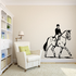 Classical Prancing Horse Decal