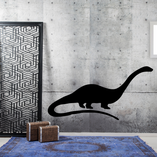 Brontosaurus Decal