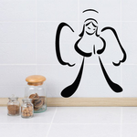 Angel Mother Decal