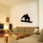 Big Air Snowboarding Decal