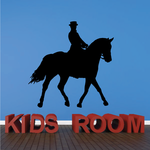 Horse racing Wall Decal - Vinyl Decal - Car Decal - Bl040