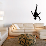 Gymnastics Wall Decal - Vinyl Decal - Car Decal - 010