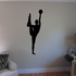 Gymnastics Wall Decal - Vinyl Decal - Car Decal - AL 012