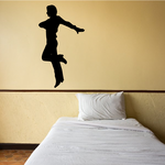 Flamenco Dancers Wall Decal - Vinyl Decal - Car Decal - BA014