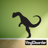 Threatening Dilophosaurus Decal