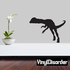 Stalking Dilophosaurus Decal