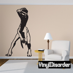 Detailed Confused Dilophosaurus Decal