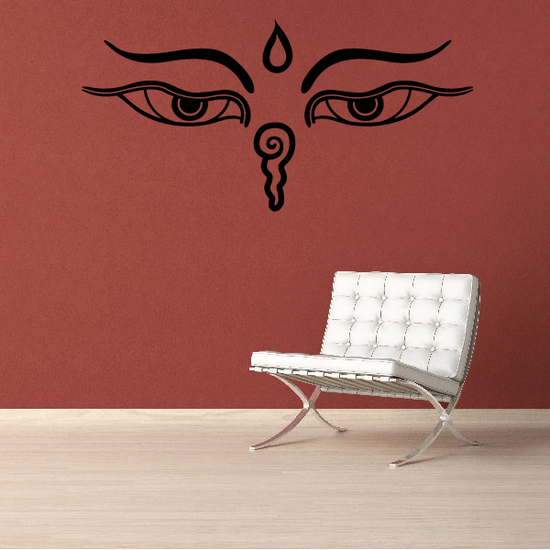 Third Eye Pineal Gland Decal