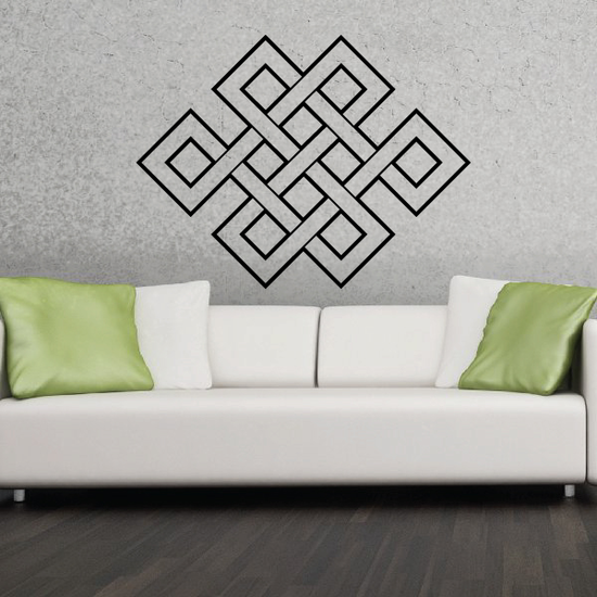 Celtic Art Decal