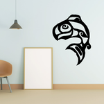 Fish Wall Decal - Vinyl Decal - Car Decal - DC778