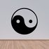 Taoism Daoism Yin and yang Decal