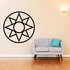 The Ishtar star Mesopotamian Decal