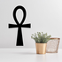 Symbol of kemetism Ankh Decal