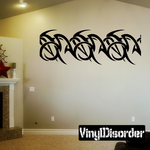 Tribal Bracelet Wall Decal - Vinyl Decal - Car Decal - DC 026