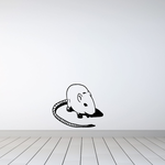 Mouse with Shadow Decal