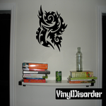Classic Tribal Wall Decal - Vinyl Decal - Car Decal - DC 084