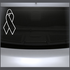 Ribbon Close Outlined Decal