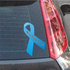 Addiction Recovery Awareness Ribbon Vinyl Sticker