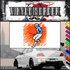 Fencing Wall Decal - Vinyl Sticker - Car Sticker - Die Cut Sticker - SMcolor004