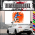 Fencing Wall Decal - Vinyl Sticker - Car Sticker - Die Cut Sticker - SMcolor006