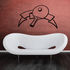 Ping Pong Wall Decal - Vinyl Decal - Car Decal - CDS008