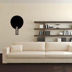 Ping pong Wall Decal - Vinyl Decal - Car Decal - Bl007
