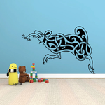 Celtic Rodent Decal