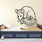 Rodent Branch Decal