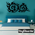 Classic Tribal Wall Decal - Vinyl Decal - Car Decal - DC 017