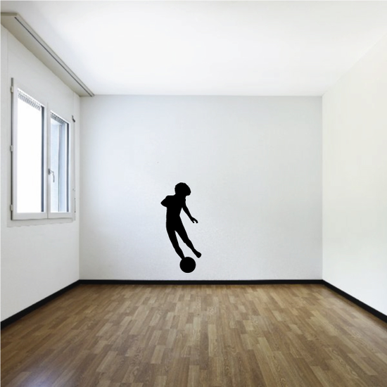 Soccer Wall Decal - Vinyl Decal - Car Decal - 032