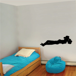 Cowboy Wall Decal - Vinyl Decal - Car Decal - 061