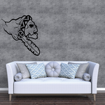 Native American Wall Decal - Vinyl Decal - Car Decal - DC6146