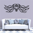 Native American Wall Decal - Vinyl Decal - Car Decal - DC6148