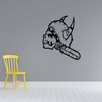 Native American Wall Decal - Vinyl Decal - Car Decal - DC6149