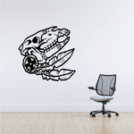 Native American Wall Decal - Vinyl Decal - Car Decal - DC6180