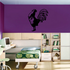 Greeting Rooster Decal