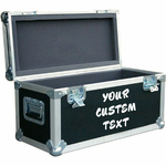 Customize your Band Equipment with Any custom text!