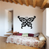 Butterfly Tribal Wall Decal - Vinyl Decal - Car Decal - MC02