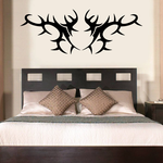 Tribal Wall Decal - Vinyl Decal - Car Decal - MC25