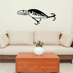 Fishing Lures Wall Decal - Vinyl Decal - Car Decal - 031