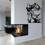 Fish Wall Decal - Vinyl Decal - Car Decal - 011