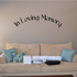 Custom In Memory Of Text Wall Decal - Vinyl Decal - Car Decal - DC019