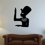 Ancient Egypt Khepresh Figure Decal