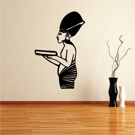 Ancient Egypt Scribe Decal