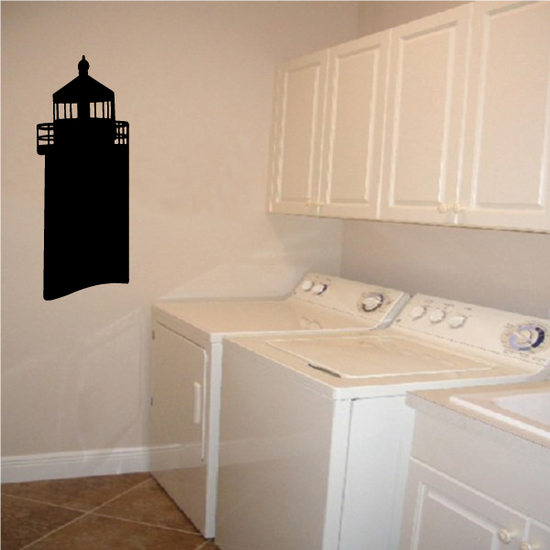 Lighthouse Top Decal
