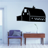 Outdoor Scenery Wall Decal - Vinyl Decal - Car Decal - 008