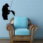 Fishing Lures Wall Decal - Vinyl Decal - Car Decal - 008