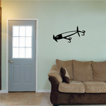 Fishing Lures Wall Decal - Vinyl Decal - Car Decal - 032